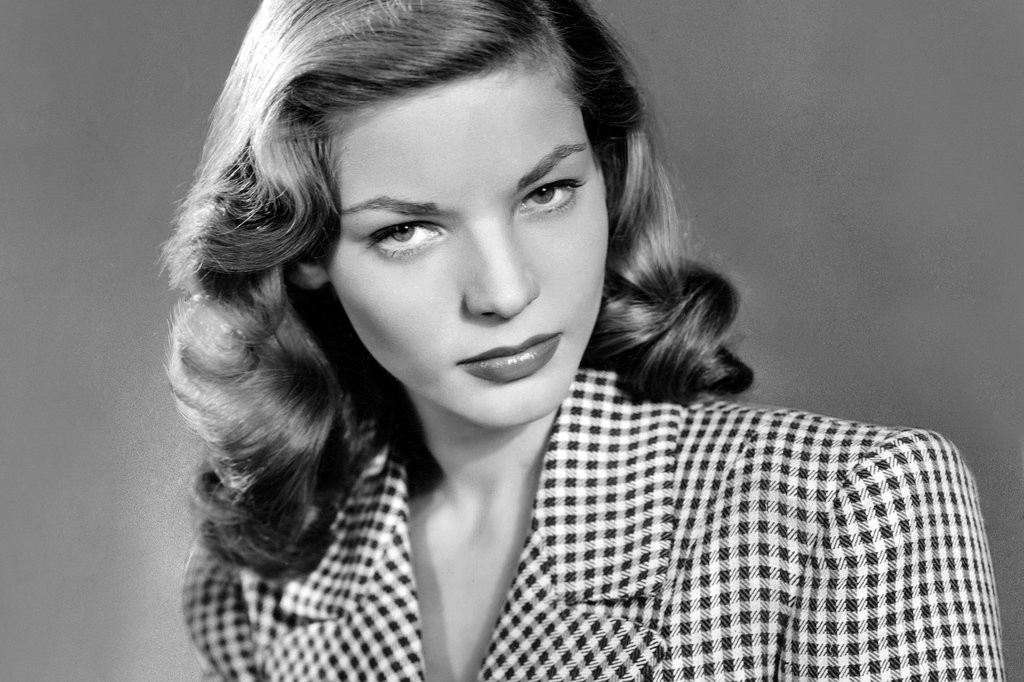 """A woman isn't complete without a man. But where do you find a man - a real man - these days?"" ""Lauren Bacall"