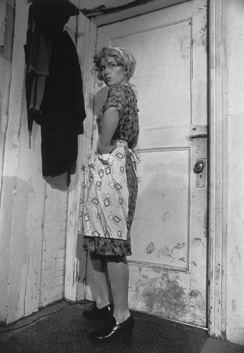 Cindy Sherman, Untitled Film Still #35 1979 gelatin silver print 10 x 8 in. (25.4 x 20.32 cm)