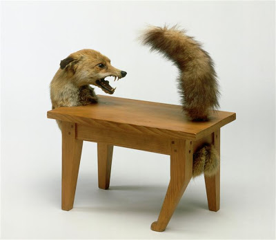 Victor Brauner, Loup Table, 1939-47.
