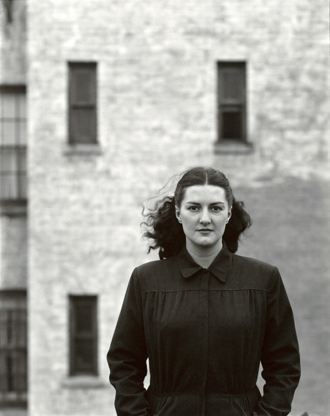 Harry Callahan Eleanor, New York 1945 gelatin silver print overall (image): 21.2 x 16.83 cm (8 3/8 x 6 5/8 in.)