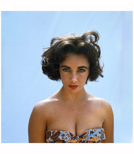 """I don't like my voice. I don't like the way I look. I don't like the way I move. I don't like the way I act. I mean, period. So, you know, I don't like myself."" —Elizabeth Taylor Photo for Look magazine by Richard Avedon, 1956"