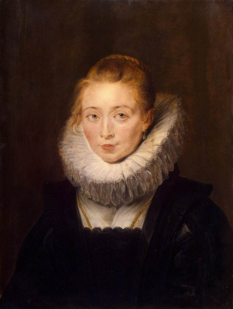 Peter Paul Rubens Portrait of a Chambermaid c. 1625 Oil on panel, 64 x 48 cm The Hermitage, St. Petersburg
