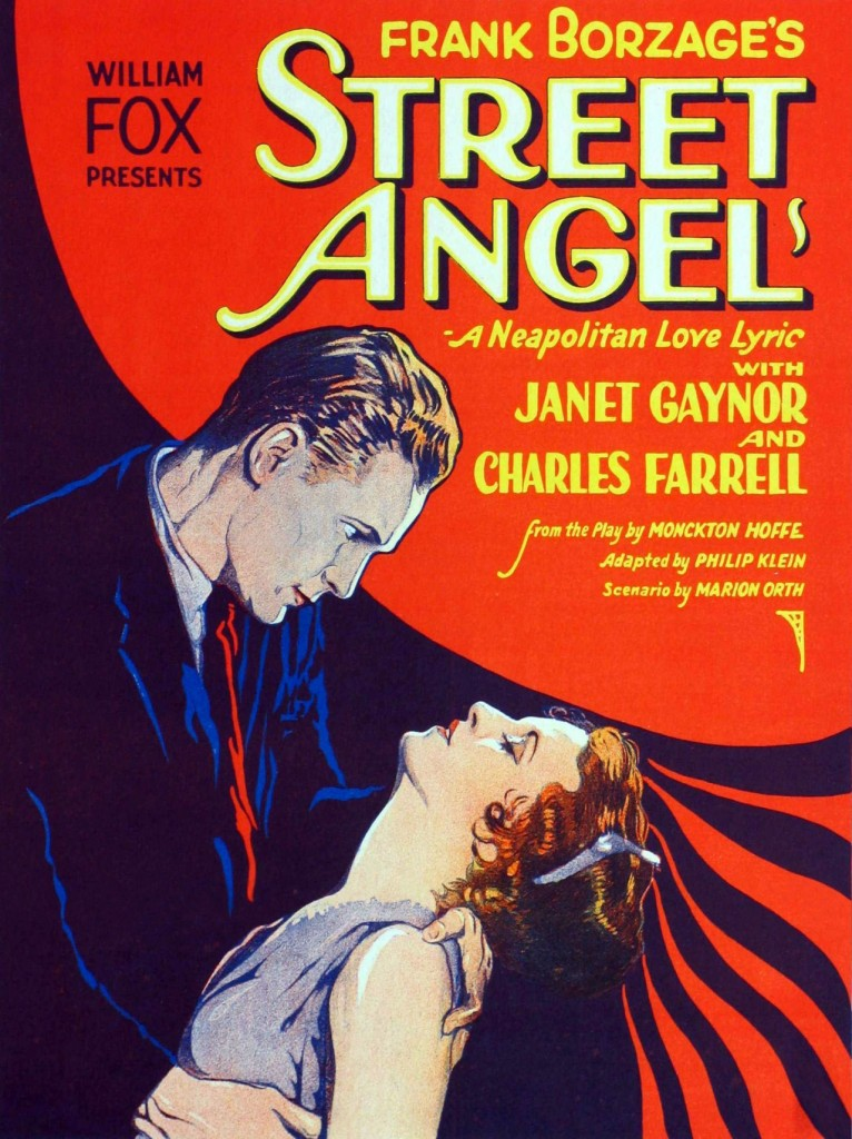 Poster for Street Angel, 1928