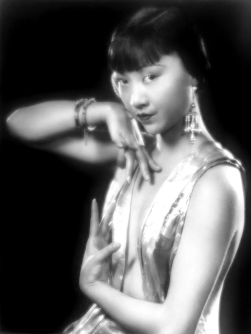 """Every time your picture is taken, you lose a part of your soul."" —Anna May Wong"
