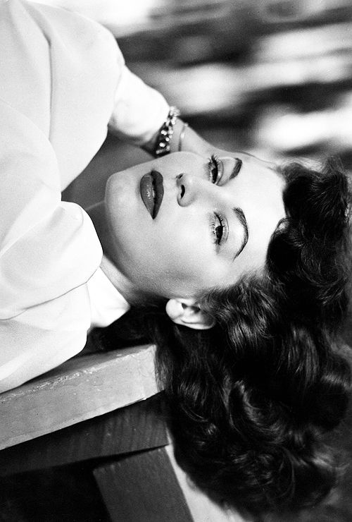 """What I'd really like to say about stardom is that it gave me everything I never wanted."" —Ava Gardner"