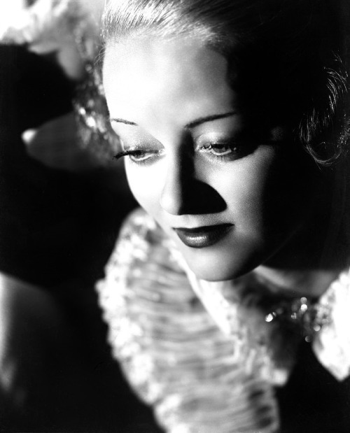 """They say that in Hollywood one can't be honest, but I think honesty counts in Hollywood just as much as it does anywhere else. I think it's just too much trouble to be dishonest and keep up with yourself."" —Bette Davis"