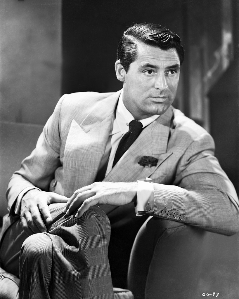 """Anyone can do well. It's all out there waiting for you to take. But first you must reach out and get it. You must work for your riches. You cannot expect it to fall into your lap."" —Cary Grant"