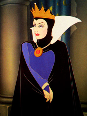 Countess Ute was Disney's inspiration for the wicked stepmother in Snow White.