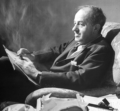 """Much more frequent in Hollywood than the emergence of Cinderella is her sudden vanishing. At our party, even in those glowing days, the clock was always striking twelve for someone at the height of greatness; and there was never a prince to fetch her back to the happy scene."" —Ben Hecht, Hollywood's greatest screenwriter"