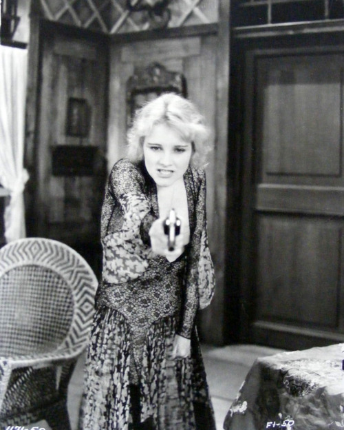 "Jeanne Eagels in ""The Letter"", 1929."