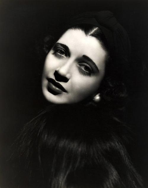 """I can't wait to be forgotten."" —Kay Francis"