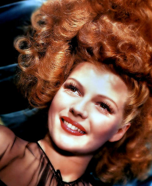 """Sometimes when I find myself getting impatient, I just remember the times I cried my eyes out because nobody wanted to take my picture at the Trocadero."" —Rita Hayworth"