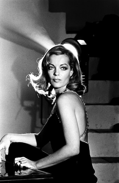 """You must not quote to me what I once said. I am wiser now."" —Romy Schneider"