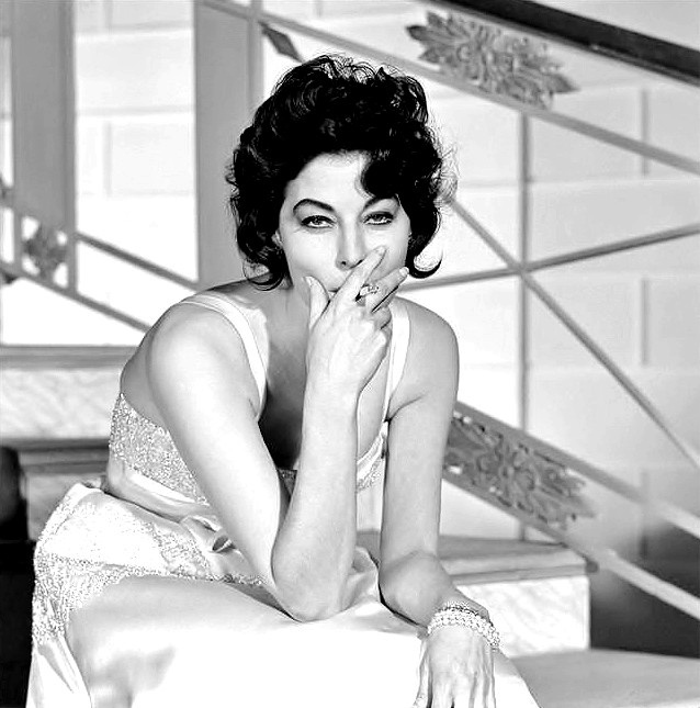 """I know a lot of men fantasize about me; that's how Hollywood gossip becomes Hollywood history. Someday someone is going to say, 'All the lies ever told about Ava Gardner are true,' and the truth about me, just like the truth about poor, maligned Marilyn Monroe will disappear like names on old tombstones. I know I'm not defending a spotless reputation….I'd just like to keep the books straight…"" - Ava Gardner to her biographer Peter Evans (after Marlon Brando listed her as one of his lovers in his autobio which was untrue)"