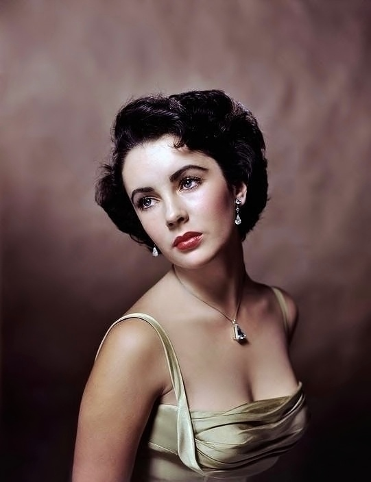 "After appearing in National Velvet, Elizabeth Taylor never again plucked her eyebrows as drastically, realizing that their natural size and shape were one of her most most flattering features. And when doing her makeup, Taylor used a dark HB pencil to fill in her brows, a tip she learned at MGM. ""HB, and only HB"", she instructed friends and co-stars when sharing beauty secrets. ""It lasts forever and looks the most natural""."