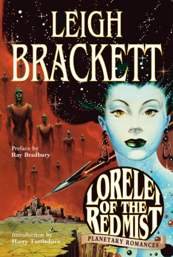 Screenwriter Leigh Brackett was primarily a writer of science fiction. She was called Queen of the Space Opera.