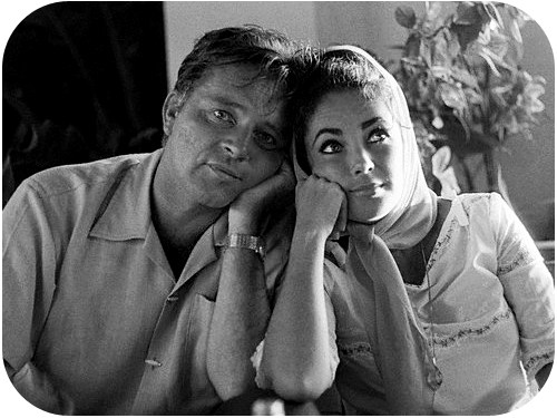 Richard Burton and Elizabeth Taylor passed many hours arguing furiously about who was more Jewish.