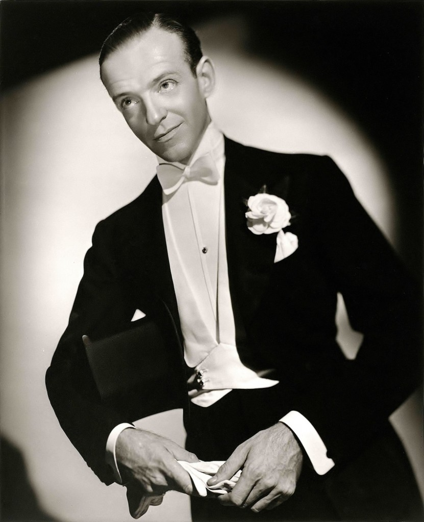 Fred Astaire by Laszlo Willinger, 1943.