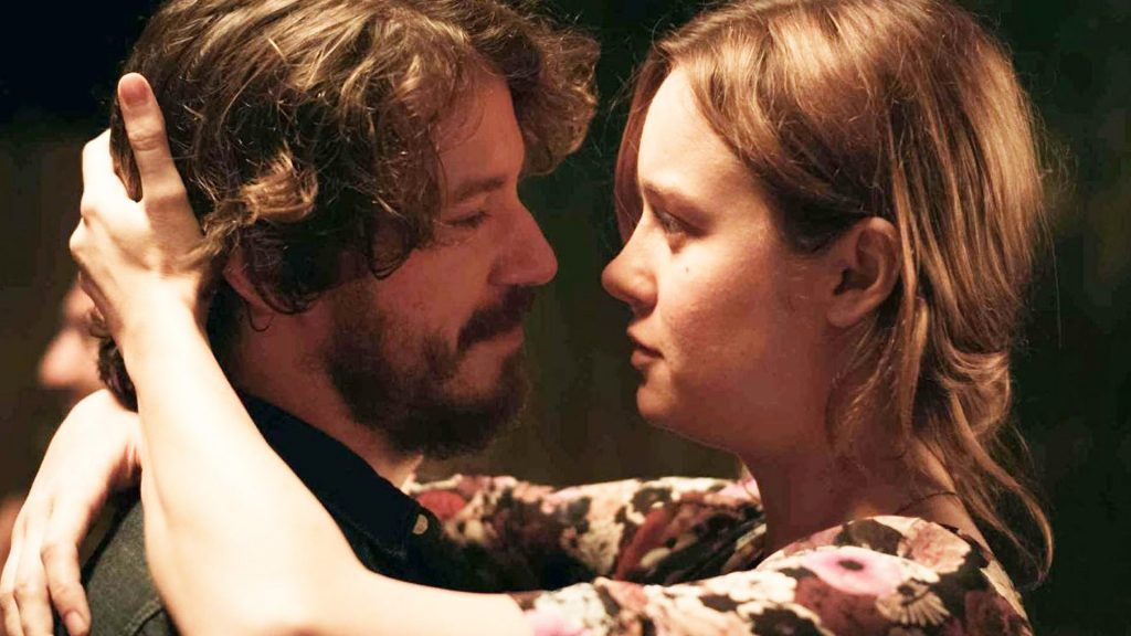 John Gallagher Jr, and Brie Larson in Short Term 12.