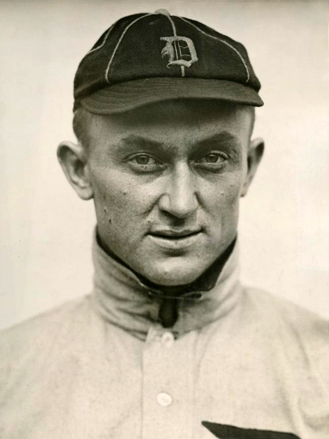 Ty Cobb, 1913 Everything you think you know about Ty Cobb is wrong.