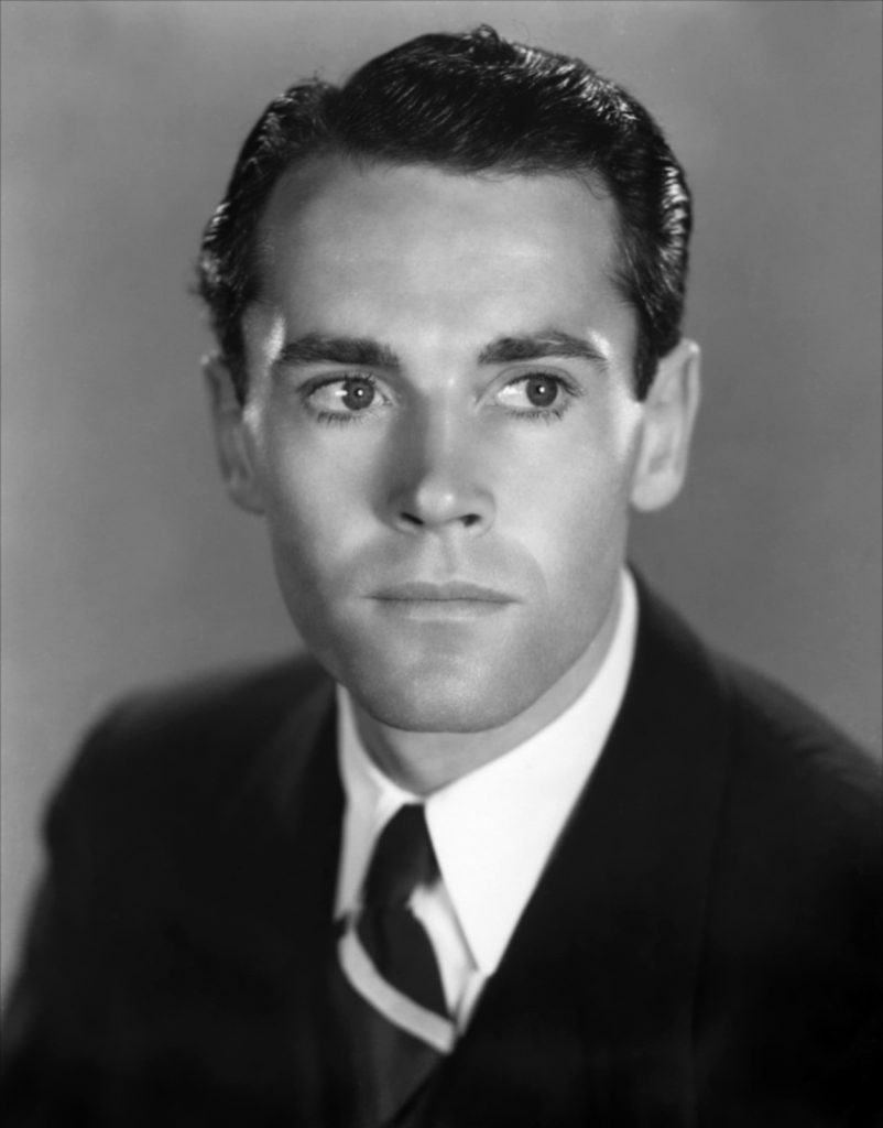 """I get self-conscious, you see. I really think about the people who will go to a movie if I'm in it because they expect to see something that's a little bit better or different."" —Henry Fonda"