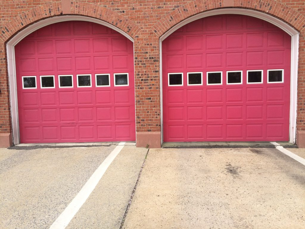 Robert J. Avrech, (Pink) Firehouse, Station No. 2, Teaneck, N.J. 2016