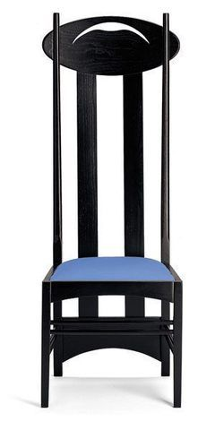 "Charles Rennie Mackintosh (1868-1928) - ""Argyle"" Chair. Circa 1900"