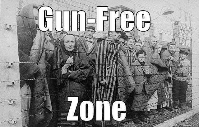 Concentration-camp-gun-free-zone