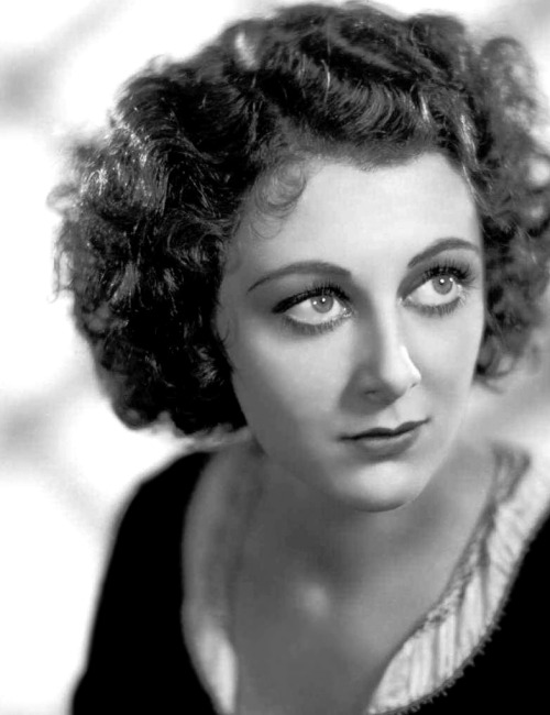 """I want to go back to the stage. The trouble with Hollywood is everybody is crazy for money. The producers are trying to make pictures cheaper and faster. They do not realize the public is becoming more critical, and can see the cheapness."" —Ann Dvorak"
