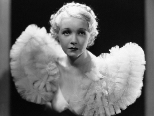 "Helen Twelvetrees (1908 –1958) had a name that was unforgettable. But she has been almost entirely forgotten. A graduate of the American Academy of Dramatic Arts, and with some stage experience, she came to Hollywood to replace silent actors who were unable or unwilling to make the transition to sound. Her first husband, Clark Twelvetrees, an alcoholic, leaped out of a sixth floor hotel window at a N.Y. party celebrating her going-away to Hollywood. He bounced off an awning, landed on the running board of a parked car, and survived. Helen paid his hospital bills and then took off for Hollywood. In 1930, she starred in Her Man, which made her a star. She bought a mansion, hired servants, and a limo driver. Though Twelvetrees worked with some of Hollywood's greatest leading men, Spencer Tracy, Clark Gable, John Barrymore and Robert Taylor, the best roles did not come her way. She was mired in bad movies in which she played the suffering woman fighting for the wrong man. By 1939, her film career was over, her money gone. She married for the third time and lived in Pennsylvania where she did some Summer stock. A co-worker remembers that she had a fragile psyche, and the ""saddest eyes ever seen."" On Valentine's Day, 1958, Helen Twelvetrees took an overdose of barbiturates."