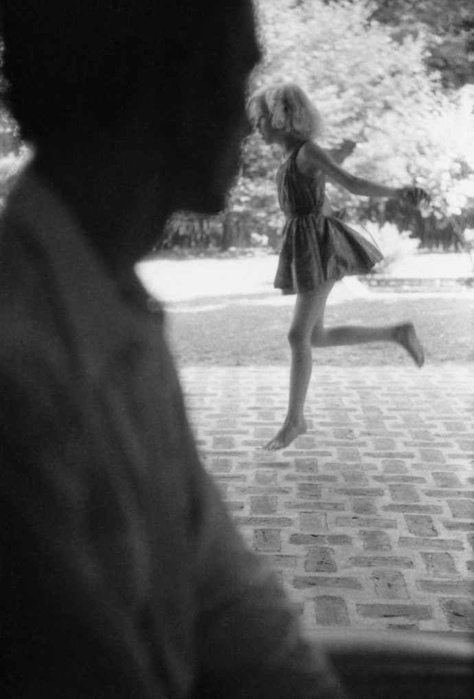 """Saul Leiter """"Remy, c. 1950"""""""