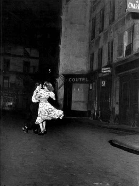 Robert Doisneau The Last Waltz Paris, 1949