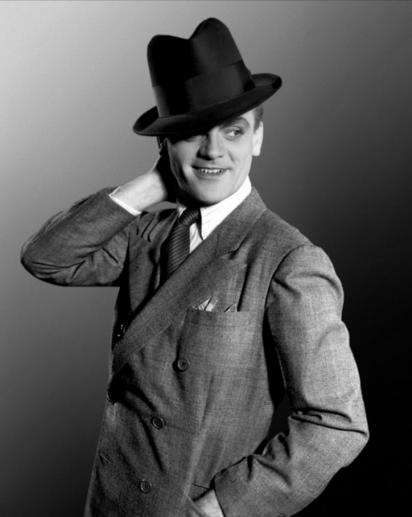 """Learn your lines, find your mark, look 'em in the eye and tell 'em the truth."" —Acting advice from James Cagney,"