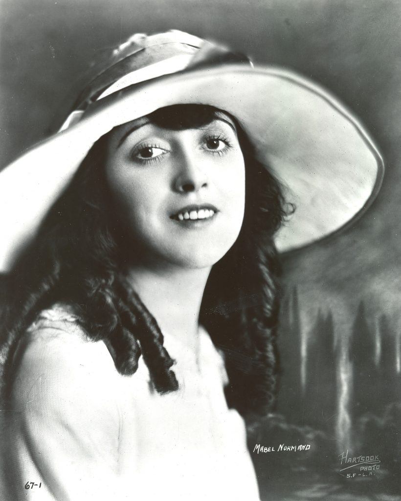 """Say anything you like, but don't say I love to work. That sounds like Mary Pickford, the prissy b***h. Just say I like to pinch babies and twist their legs. And get drunk."" -Mabel Normand (1892 - 1930)"