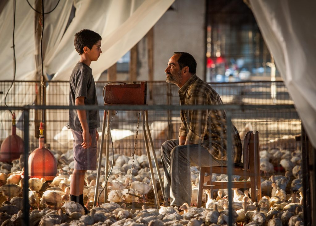 "Baba Joon,"" with Navid Negahban, left, and Asher Avrahami."