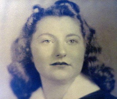 Mina K. Avrech, z'l, my mother.