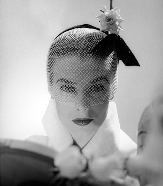 Milton Greene Hat by Lily Dache 1951