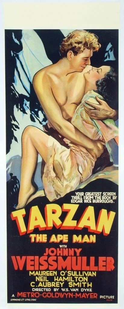 Tarzan, The Ape Man, 1932