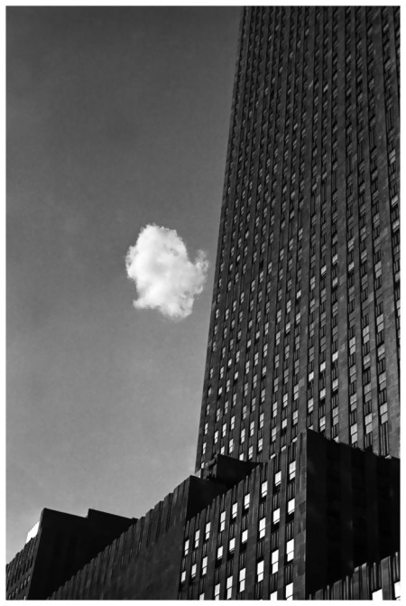 Andre Kertesz The Lost Cloud, New York 1937