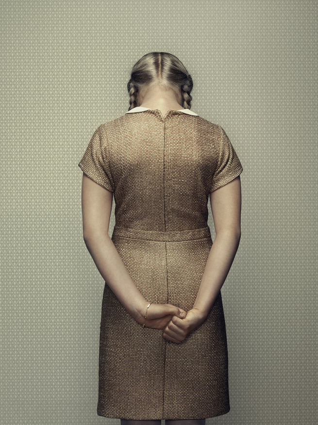 Erwin Olaf Keyhole, 3, 2011 From the series keyhole Chromogenic print,