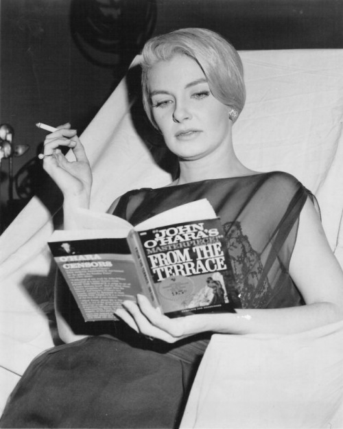 """Acting is like sex. You should do it, not talk about it."" —Joanne Woodward"